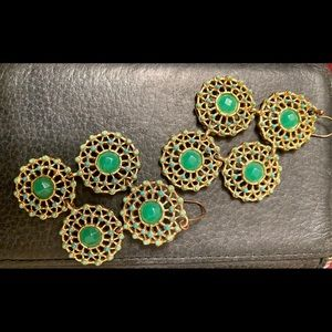 Stella & Dot Party Garden Earrings